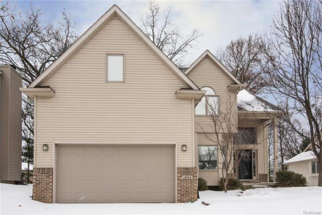 1055 Long Leaf Court, Brighton, MI 48116 (#219012450) :: KNE Realty 360