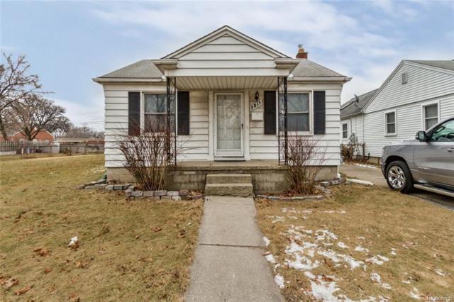 3815 Ziegler Street, Dearborn, MI 48124 (#219012464) :: RE/MAX Classic