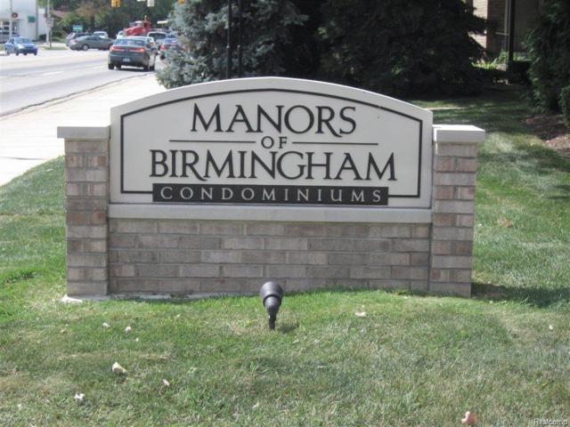 1719 E 14 MILE Road, Birmingham, MI 48009 (#219012491) :: Alan Brown Group
