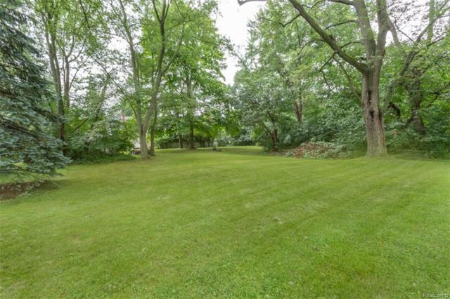 0000 Pontiac Trail, West Bloomfield Twp, MI 48323 (#219012498) :: RE/MAX Classic