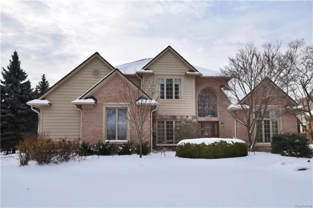 3440 Balfour Drive, Troy, MI 48084 (#219012563) :: Alan Brown Group