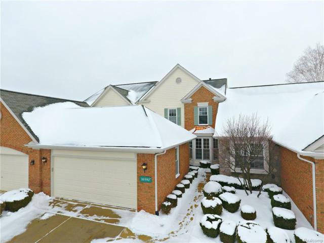 16590 Country Knoll Drive #63, Northville Twp, MI 48168 (#219012587) :: RE/MAX Classic