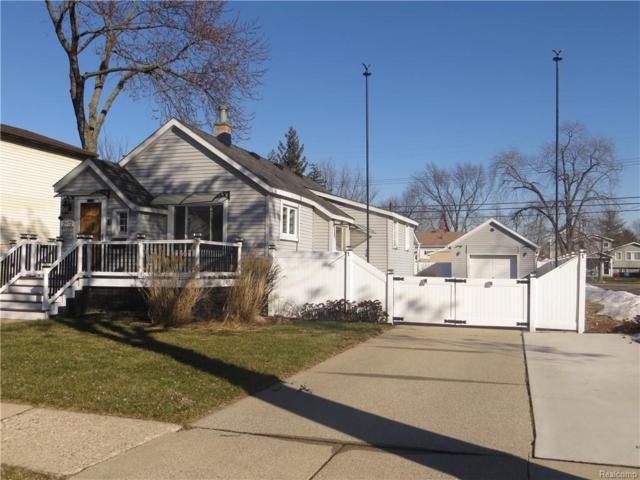 2972 Wakefield Road, Berkley, MI 48072 (#219012645) :: NERG Real Estate Experts