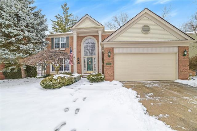 1227 Arms Court, Rochester Hills, MI 48307 (#219012656) :: Alan Brown Group