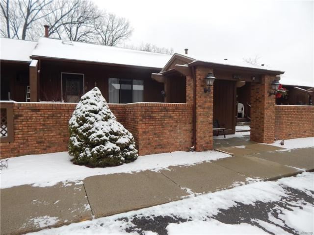 25692 Lexington Drive, South Lyon, MI 48178 (#219012666) :: The Mulvihill Group