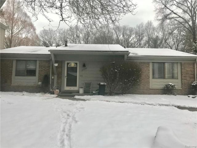 27045 Farmbrook Villa #104, Southfield, MI 48034 (#219012670) :: RE/MAX Classic