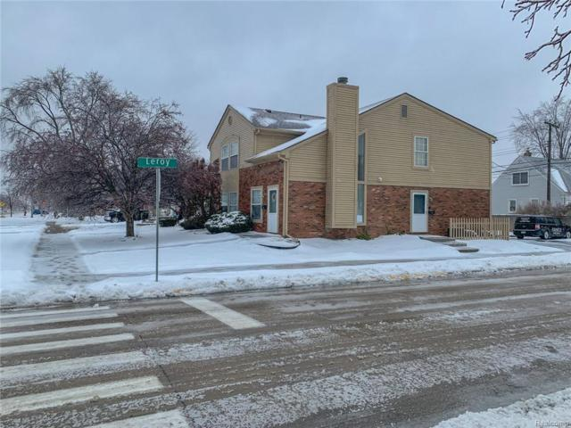 1251 N Main Street, Clawson, MI 48017 (#219012831) :: Alan Brown Group