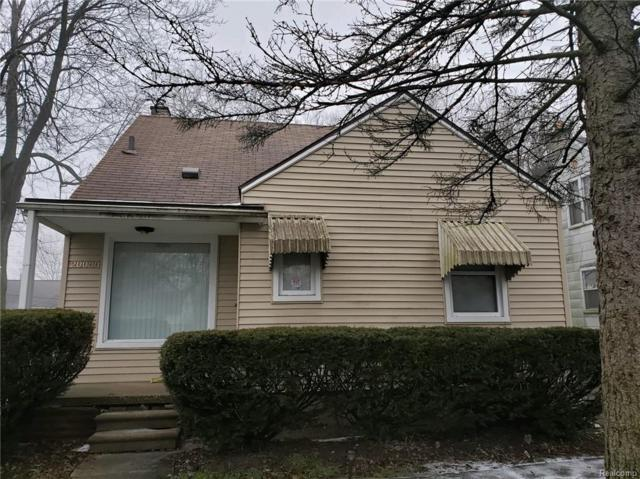 20080 Salem, Detroit, MI 48219 (#219012887) :: RE/MAX Classic