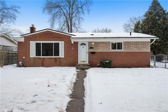 27851 W 9 MILE Road, Farmington Hills, MI 48336 (#219012948) :: Alan Brown Group