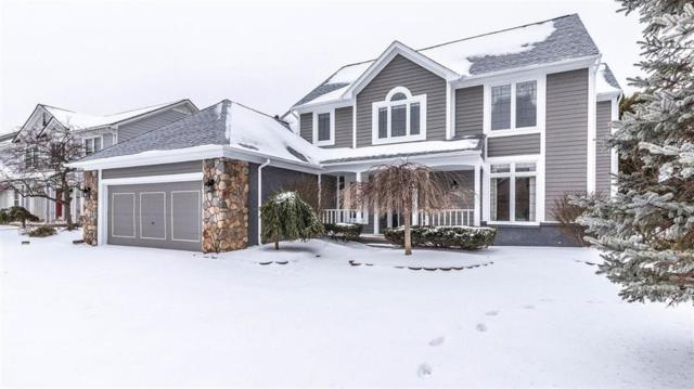 2304 W Carriage Way, Milford Twp, MI 48381 (#543262570) :: The Mulvihill Group