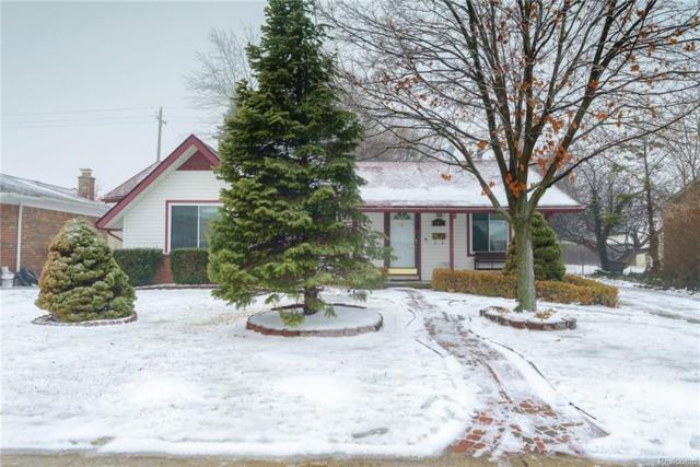 6837 Carriage Hills Drive, Canton Twp, MI 48187 (#219013173) :: RE/MAX Classic