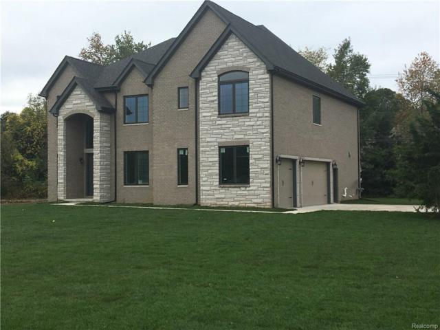 1410 E Square Lake Road, Bloomfield Twp, MI 48304 (#219013179) :: The Buckley Jolley Real Estate Team
