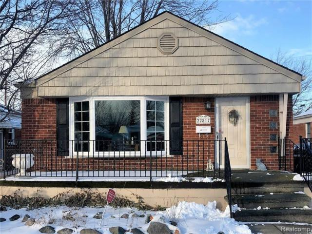 22817 Alger Street, Saint Clair Shores, MI 48080 (#219013280) :: KNE Realty 360