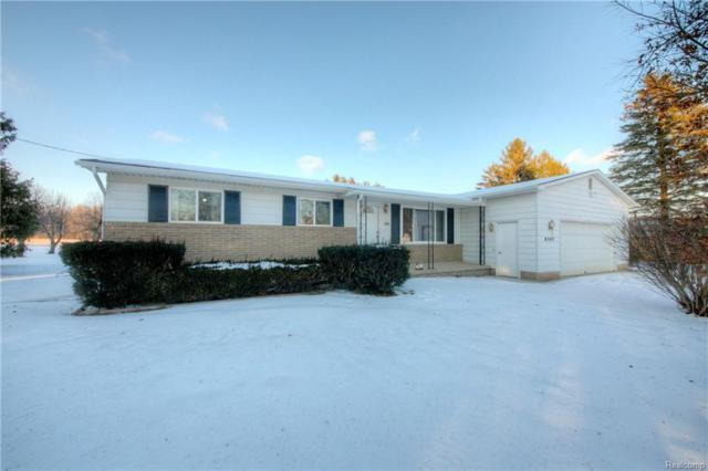 8247 Farrand Road, Forest Twp, MI 48463 (MLS #219013382) :: The Toth Team
