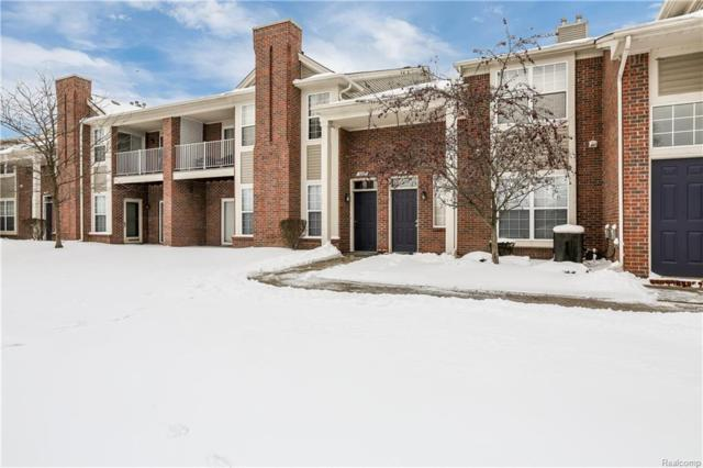 2095 Leighton Drive #27, Shelby Twp, MI 48317 (#219013399) :: NERG Real Estate Experts