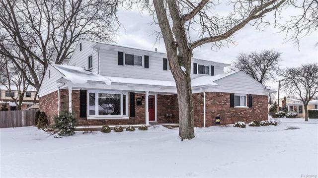 17555 Woodside Street, Livonia, MI 48152 (#219013416) :: RE/MAX Classic