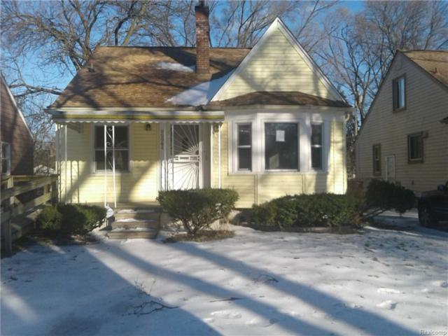 20044 Archdale Street, Detroit, MI 48235 (MLS #219013549) :: The Toth Team