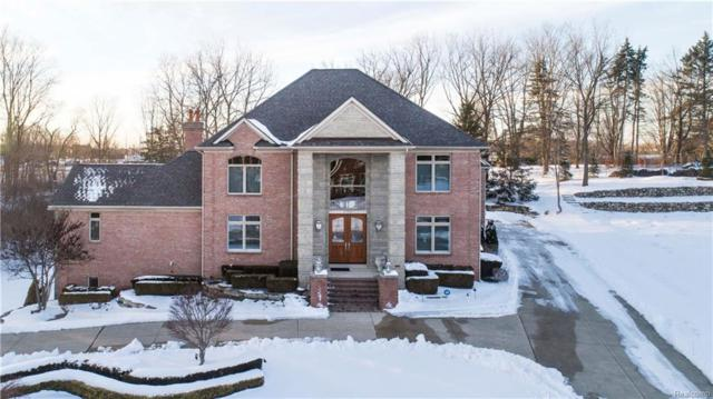 13789 Emrick Drive, Plymouth Twp, MI 48170 (#219013553) :: The Buckley Jolley Real Estate Team