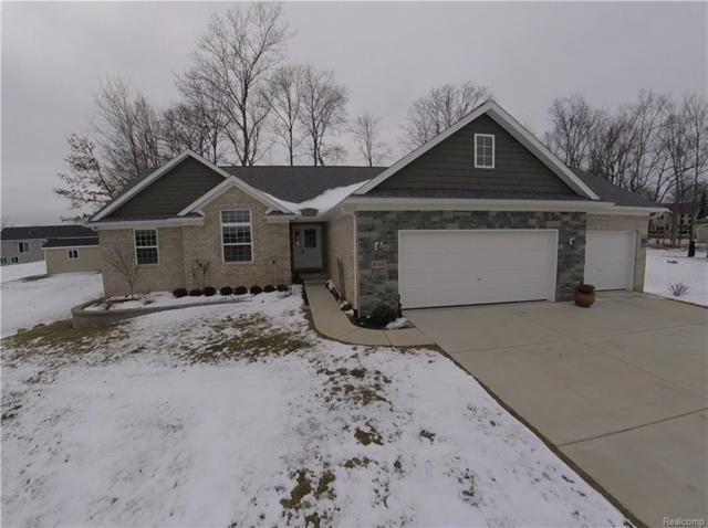 8350 Chase Crt, Goodrich Vlg, MI 48438 (#219013668) :: The Buckley Jolley Real Estate Team