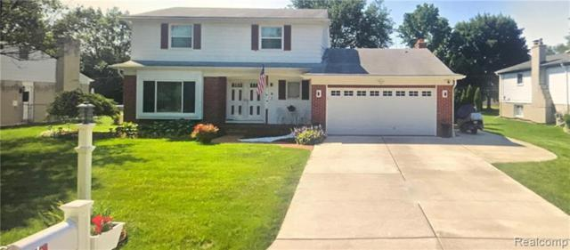 22769 Bell Brook Street, Southfield, MI 48034 (#219013681) :: NERG Real Estate Experts