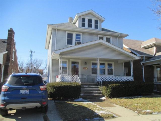 6945 Neckel Street, Dearborn, MI 48126 (#219013687) :: RE/MAX Classic
