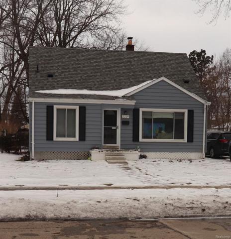 2239 Thomas Avenue, Berkley, MI 48072 (#219013753) :: NERG Real Estate Experts