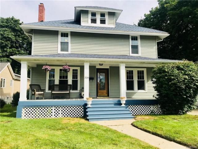 318 W Flint Street, Lake Orion Vlg, MI 48362 (#219013754) :: RE/MAX Nexus