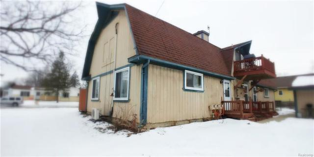 413 Fowler Street, Howell, MI 48843 (#219013759) :: The Buckley Jolley Real Estate Team