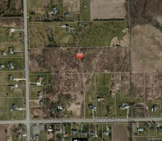 9457 Torrey Road, Mundy Twp, MI 48439 (#219013791) :: The Buckley Jolley Real Estate Team