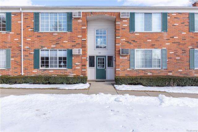 433 Miller Avenue #203, Rochester, MI 48307 (#219013801) :: RE/MAX Classic