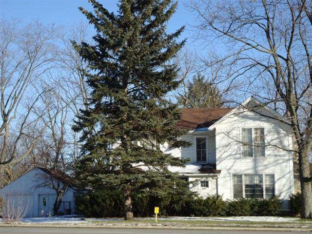 19380 Newburgh Road, Livonia, MI 48152 (#219013818) :: RE/MAX Classic