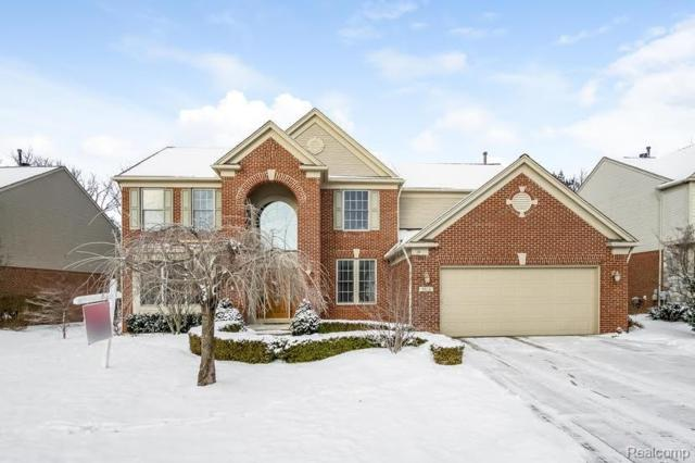 1612 Blushing Drive, Rochester Hills, MI 48307 (#219013821) :: NERG Real Estate Experts
