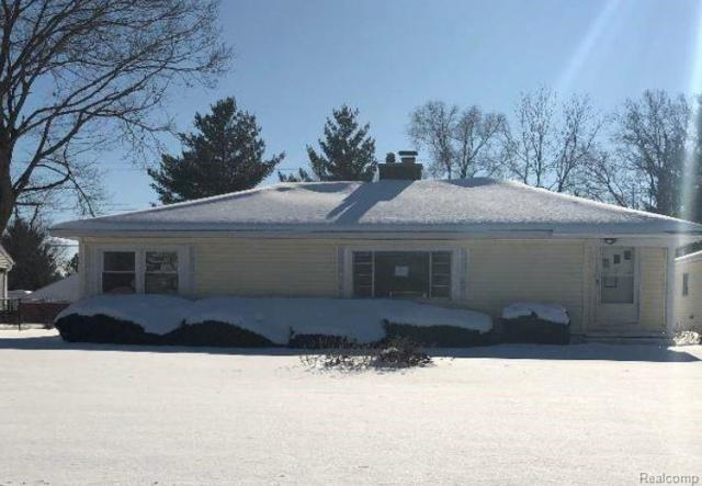 1213   Hearn St N River Road, Fort Gratiot Twp, MI 48059 (MLS #219013826) :: The Toth Team