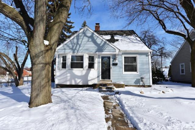 4296 Tyler Avenue, Berkley, MI 48072 (#219013845) :: NERG Real Estate Experts