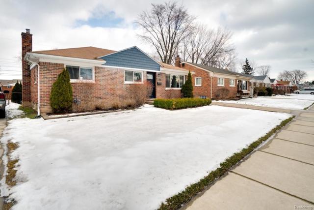23219 Port Street, Saint Clair Shores, MI 48082 (#219013849) :: NERG Real Estate Experts