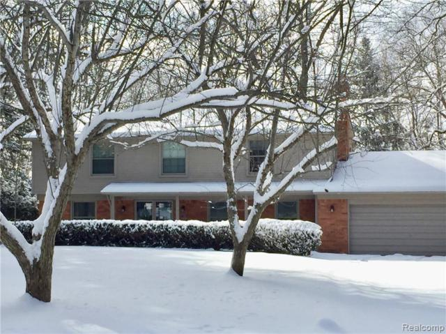 155 Oaklane Drive, Rochester Hills, MI 48306 (#219013890) :: NERG Real Estate Experts