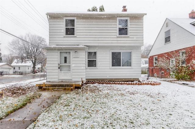 3180 Detroit Street, Dearborn, MI 48124 (#219013907) :: RE/MAX Classic