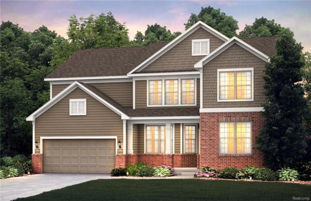1009 Prescott Drive, Rochester Hills, MI 48309 (#219013916) :: The Buckley Jolley Real Estate Team