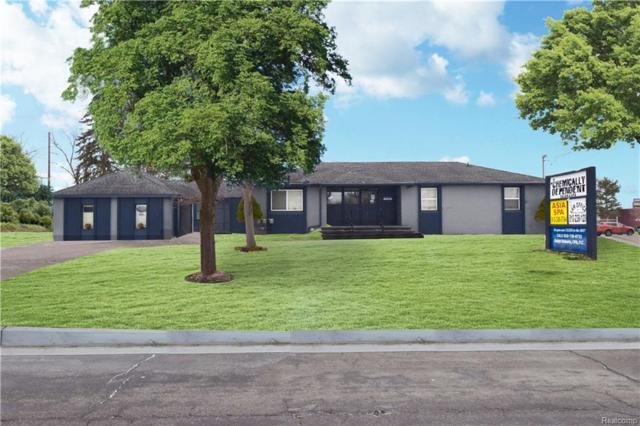 4483 Lennon Road, Flint Twp, MI 48507 (#219013922) :: The Buckley Jolley Real Estate Team