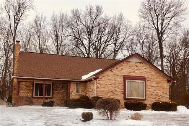 23389 Scott Drive, Farmington Hills, MI 48336 (#219013951) :: The Buckley Jolley Real Estate Team