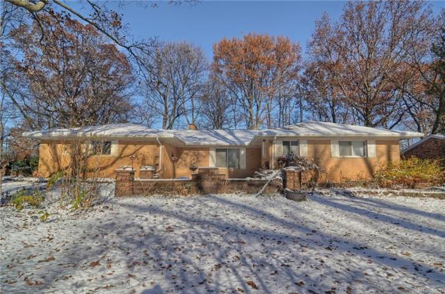 35166 Muer Pl, Farmington Hills, MI 48331 (#219013979) :: RE/MAX Classic