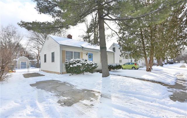 1824 Dallas Avenue, Royal Oak, MI 48067 (#219014034) :: NERG Real Estate Experts