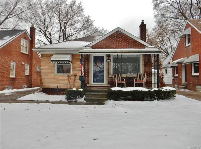 3004 Lincoln Street, Dearborn, MI 48124 (#219014101) :: RE/MAX Classic