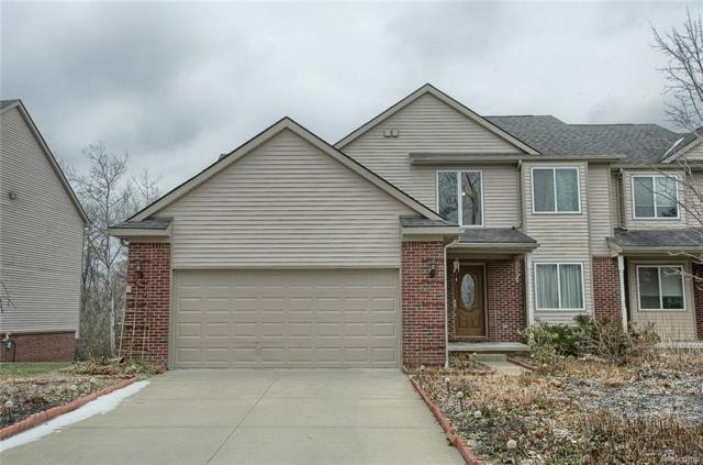 3477 Silver Stone Drive, Milford Twp, MI 48380 (#219014270) :: The Mulvihill Group