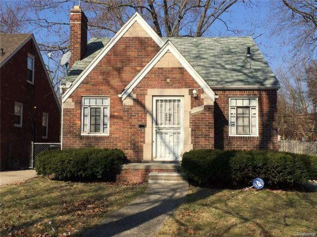10609 Mckinney Street S, Detroit, MI 48224 (#219014296) :: Keller Williams West Bloomfield