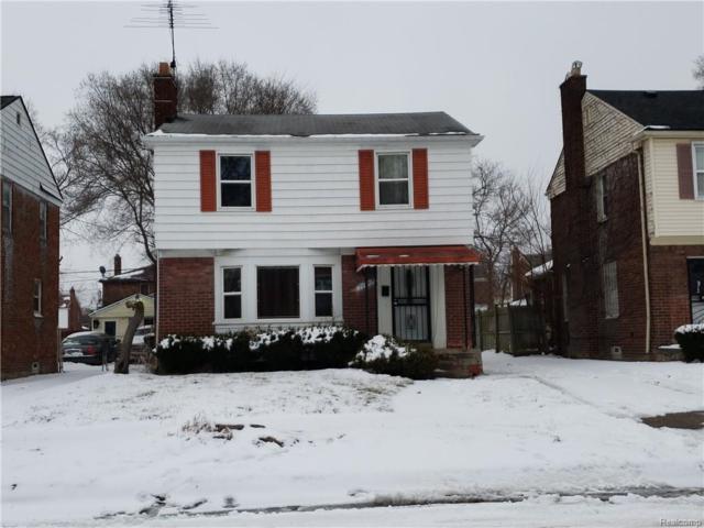 19750 Steel Street N, Detroit, MI 48235 (#219014321) :: Keller Williams West Bloomfield