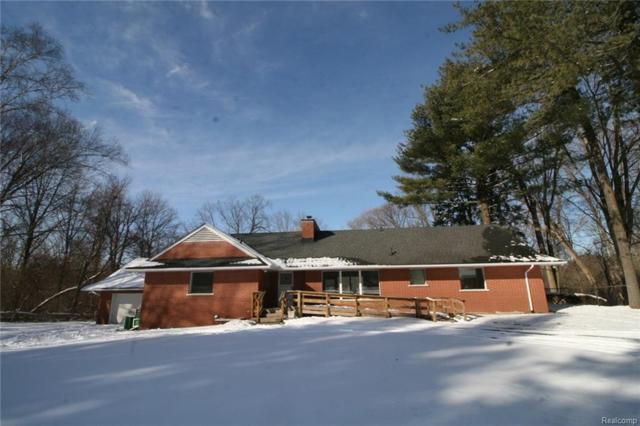 22410 Brookside Drive, Southfield, MI 48033 (#219014366) :: NERG Real Estate Experts