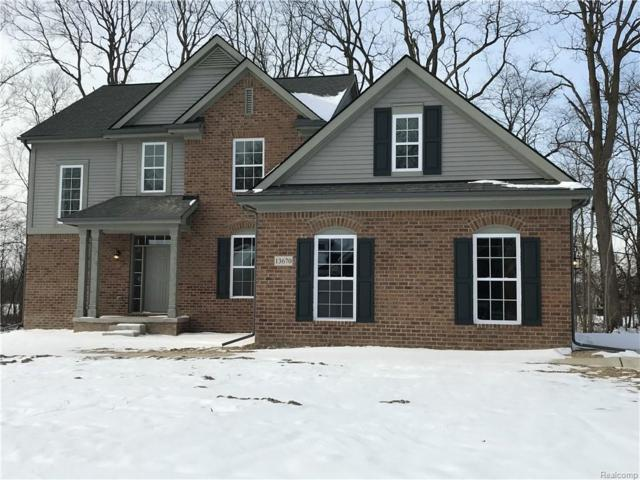 13670 Cobblestone Creek Drive, Van Buren Twp, MI 48111 (#219014411) :: RE/MAX Nexus