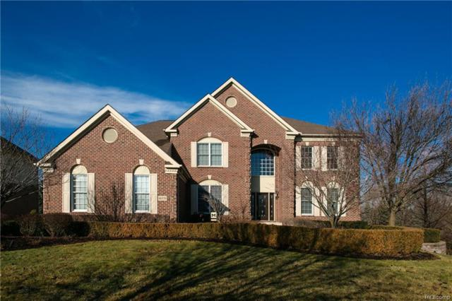 46526 Crystal Downs W, Northville Twp, MI 48168 (#219014413) :: The Mulvihill Group