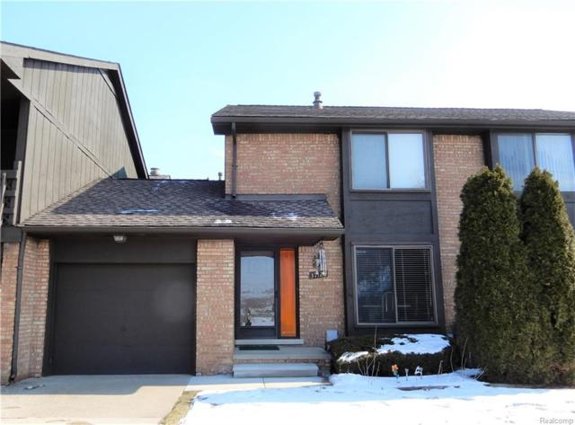 37126 Clubhouse Drive, Sterling Heights, MI 48312 (#219014437) :: NERG Real Estate Experts